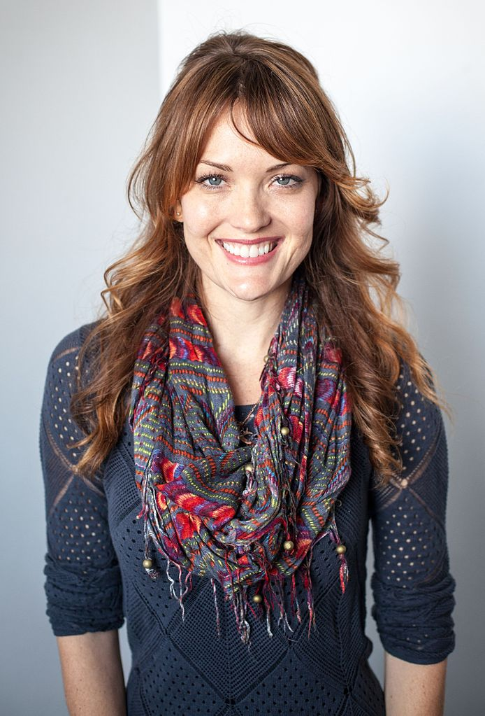 Paralympic snowboarder Amy Purdy at PopTech in 2012 | Source: Wikimedia Commons/Thatcher Cook for PopTech