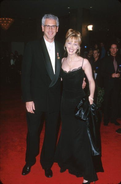 Shelley Long and Bruce Tyson during American Film Institute Honors Harrison Ford with 2000 Lifetime Achievement Award at Beverly Hilton Hotel | Photo: Getty Images