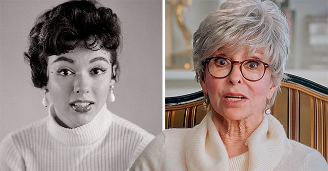 Rita Moreno Reflects On Long-Lasting Career in a New Trailer for Documentary about Her Life