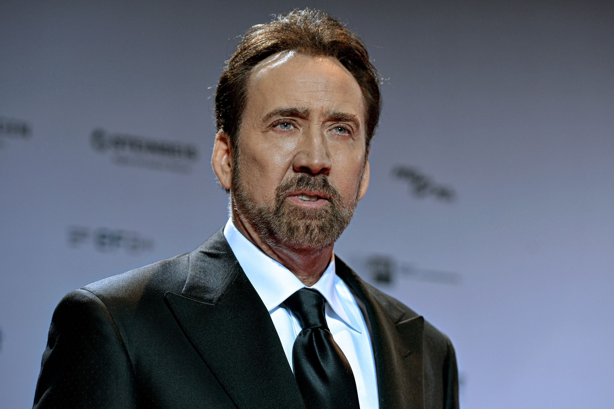 Nicolas Cage attends the German Sustainability Award 2016 at Maritim Hotel on November 25, 2016 in Duesseldorf, Germany | Photo: Getty Images