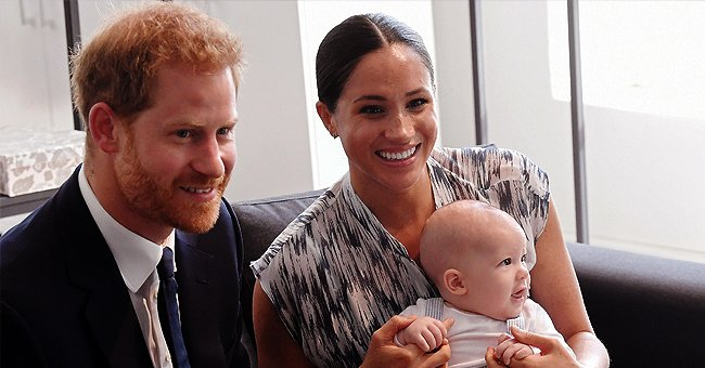 Prince Harry Reportedly Joined Wife Meghan Markle and Son Archie at Playgroup for the First Time