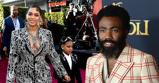 Donald Glover Tells How Beyoncé's Daughter Blue Ivy Narrated 'Lion King' at Premiere
