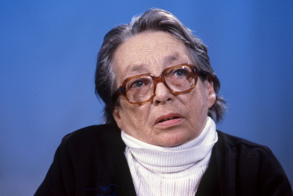 Portrait de Marguerite Duras. | Photo : Getty Images