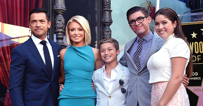 Kelly Ripa Is a Proud Mother of 3 Kids — Two Sons and a Daughter