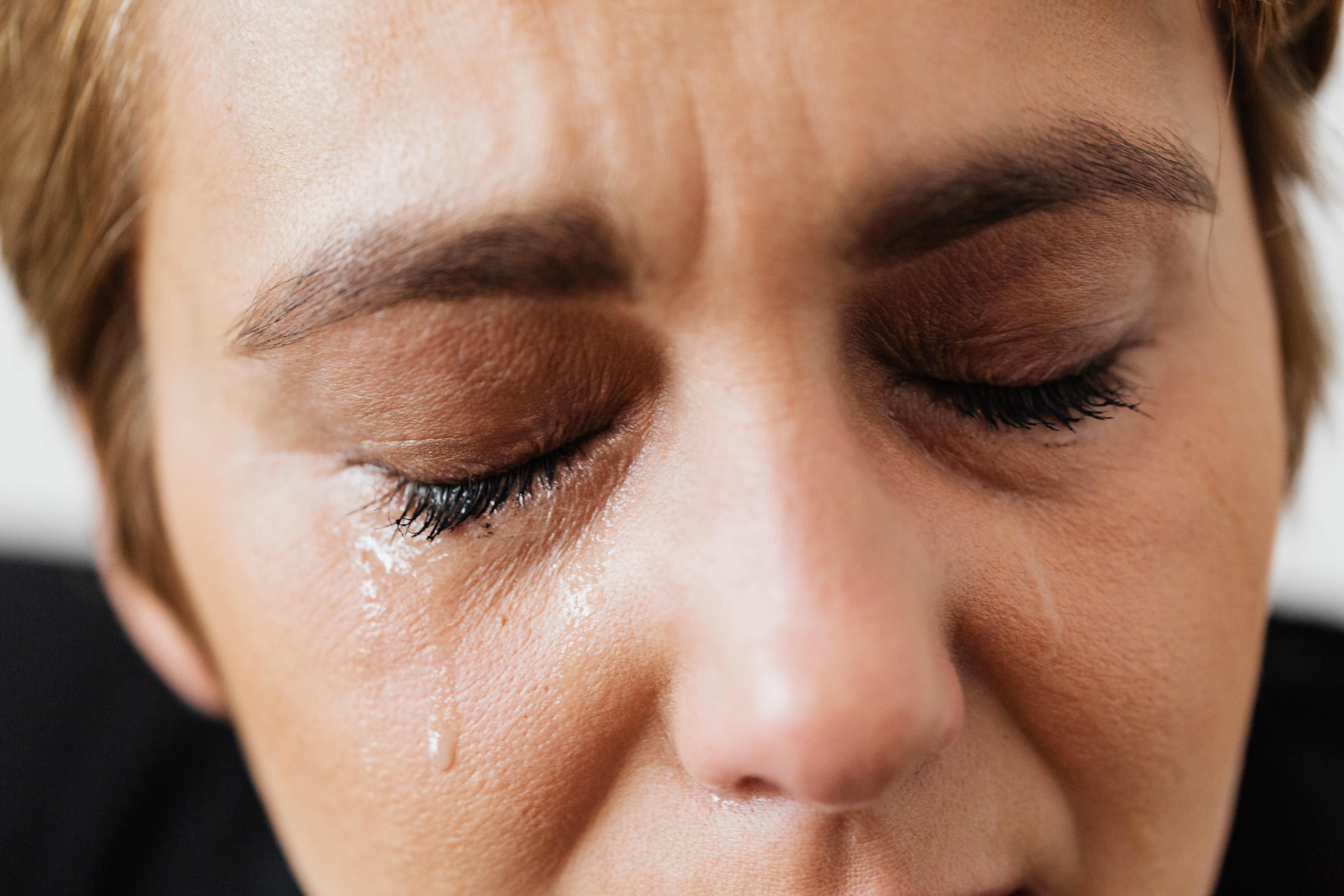 Janice dashed out of the store crying after she was turned down for the job   Photo: Pexels