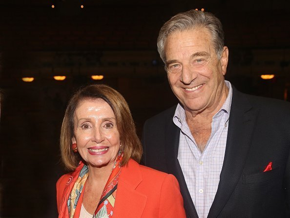 Nancy und Paul Pelosi, New York City | Quelle: Getty Images