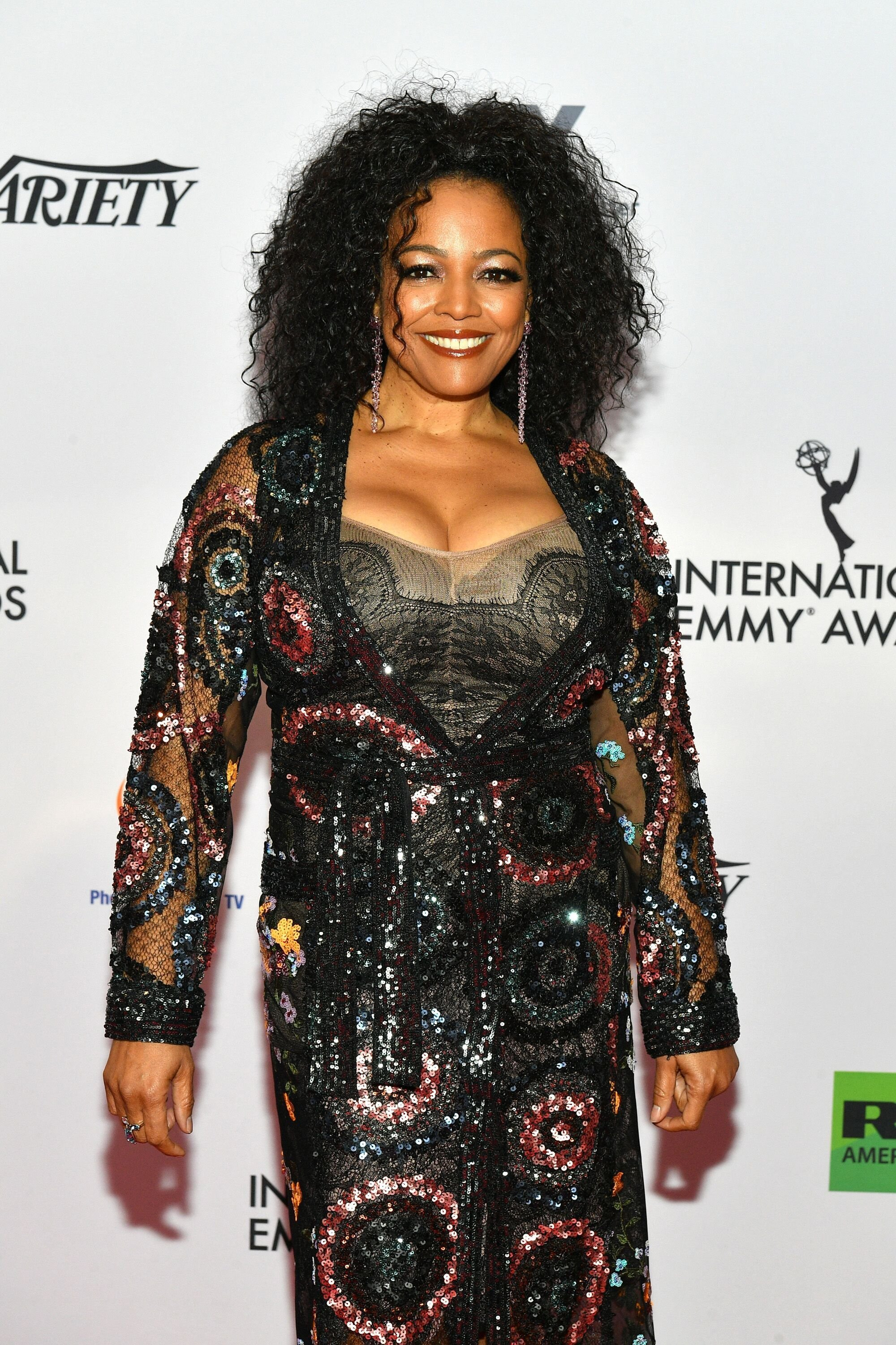 Kim Fields attends the 2019 International Emmy Awards Gala on November 25, 2019. | Photo: Getty Images