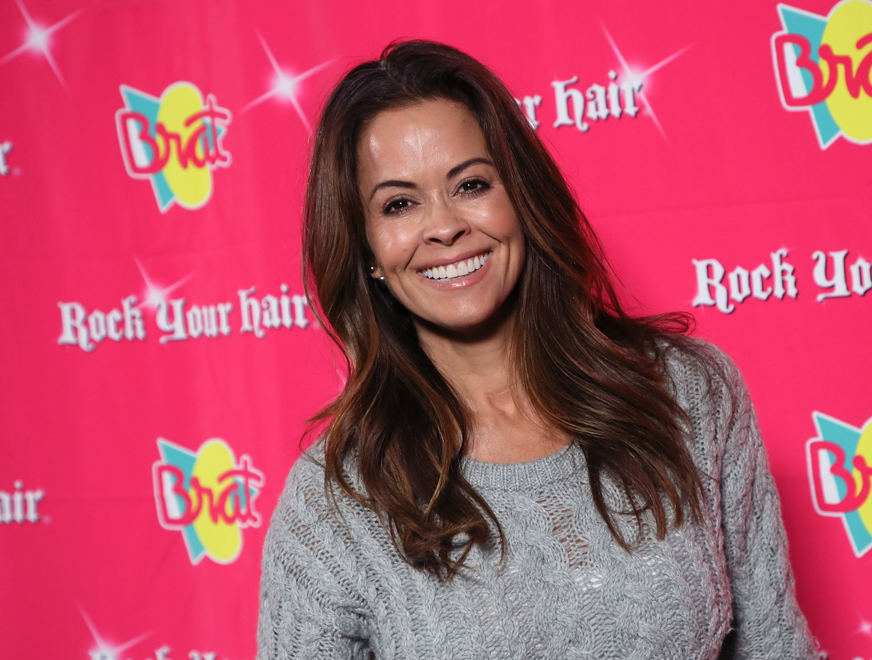 TV personality Brooke Burke-Charvet attends social media influencer Annie LeBlanc's 13th birthday party at Calamigos Beach Club on December 9, 2017 in Malibu, California | Photo: Getty Images