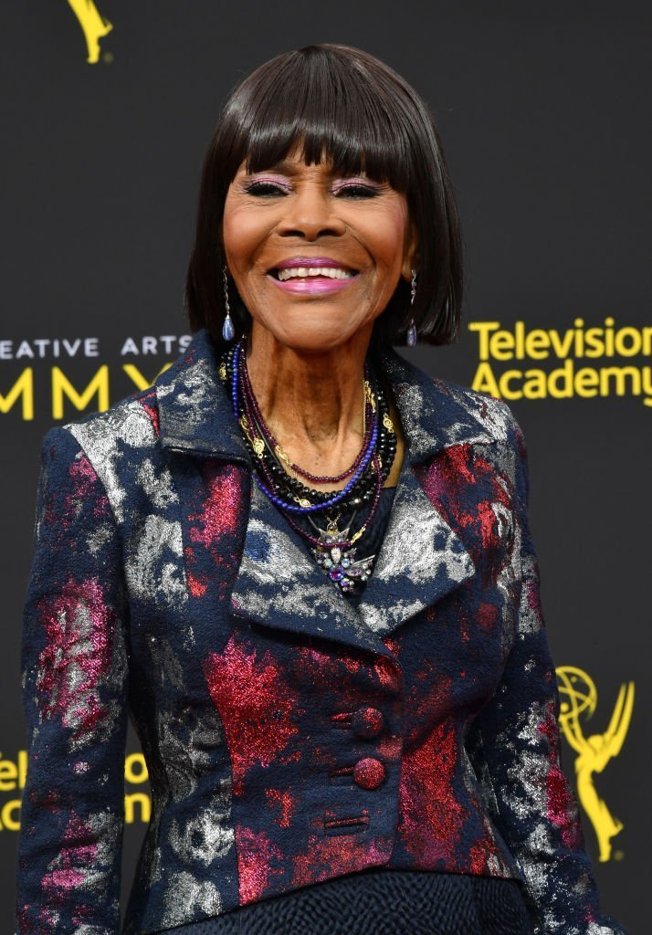 Cicely Tyson at the 2019 Creative Arts Emmy Awards | Photo: Getty Images