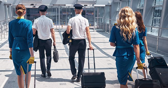 Daily Joke: An Airline Captain Was Training a New Blonde Stewardess