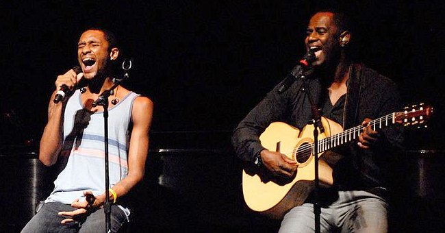 How Brian McKnight's Son Brian Jr Followed in His Footsteps – Listen to His Amazing Voice