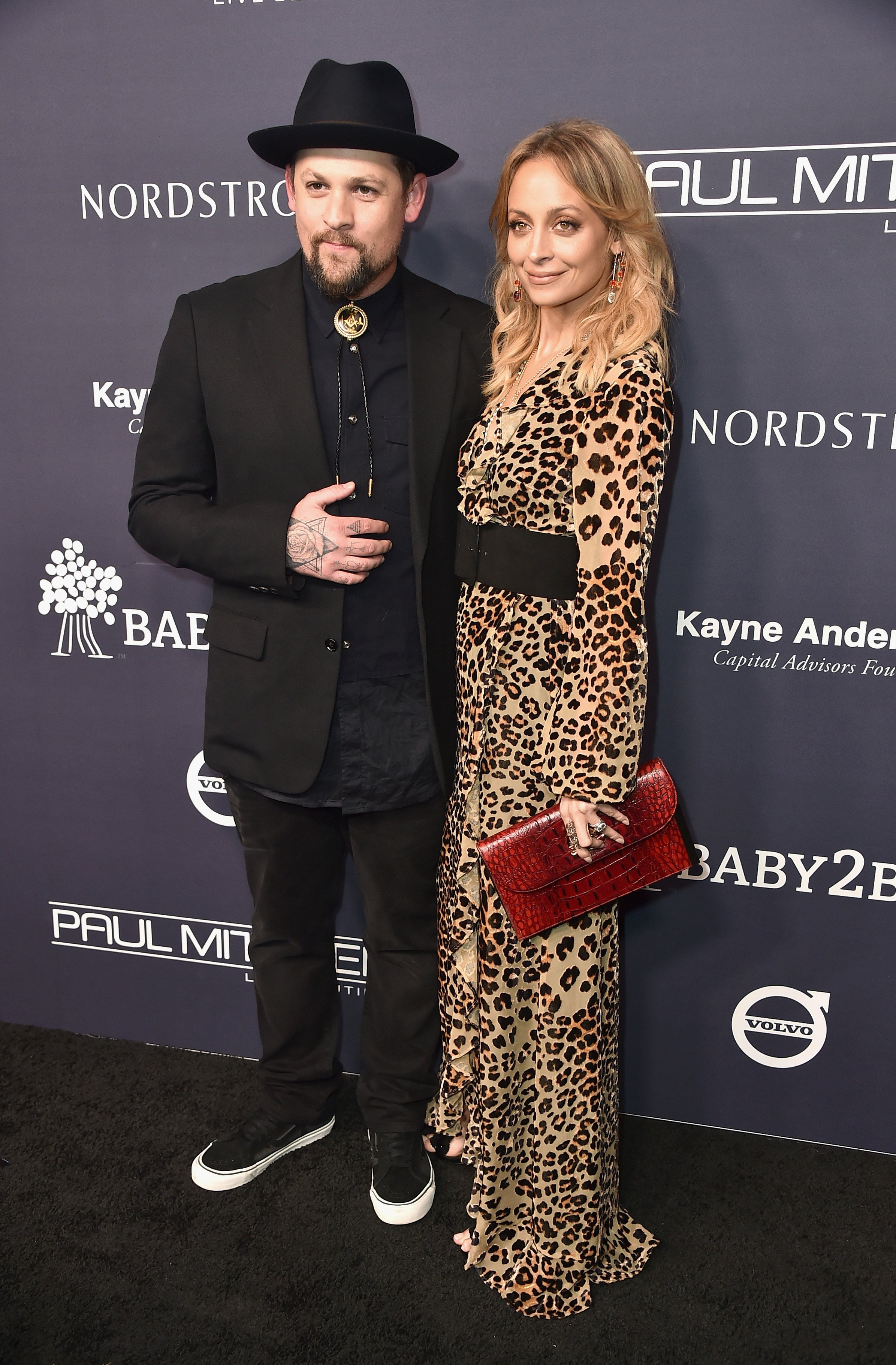 Joel Madden and Nicole Richie pictured at the 2017 Baby2Baby Gala at 3LABS, Culver City, California. | Photo: Getty Images