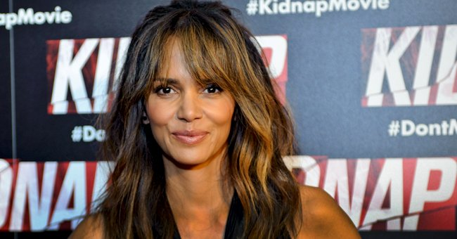 See Halle Berry's Unforgettable Figure as She Does Leg Kick & Fist Punch in New Videos & Photos