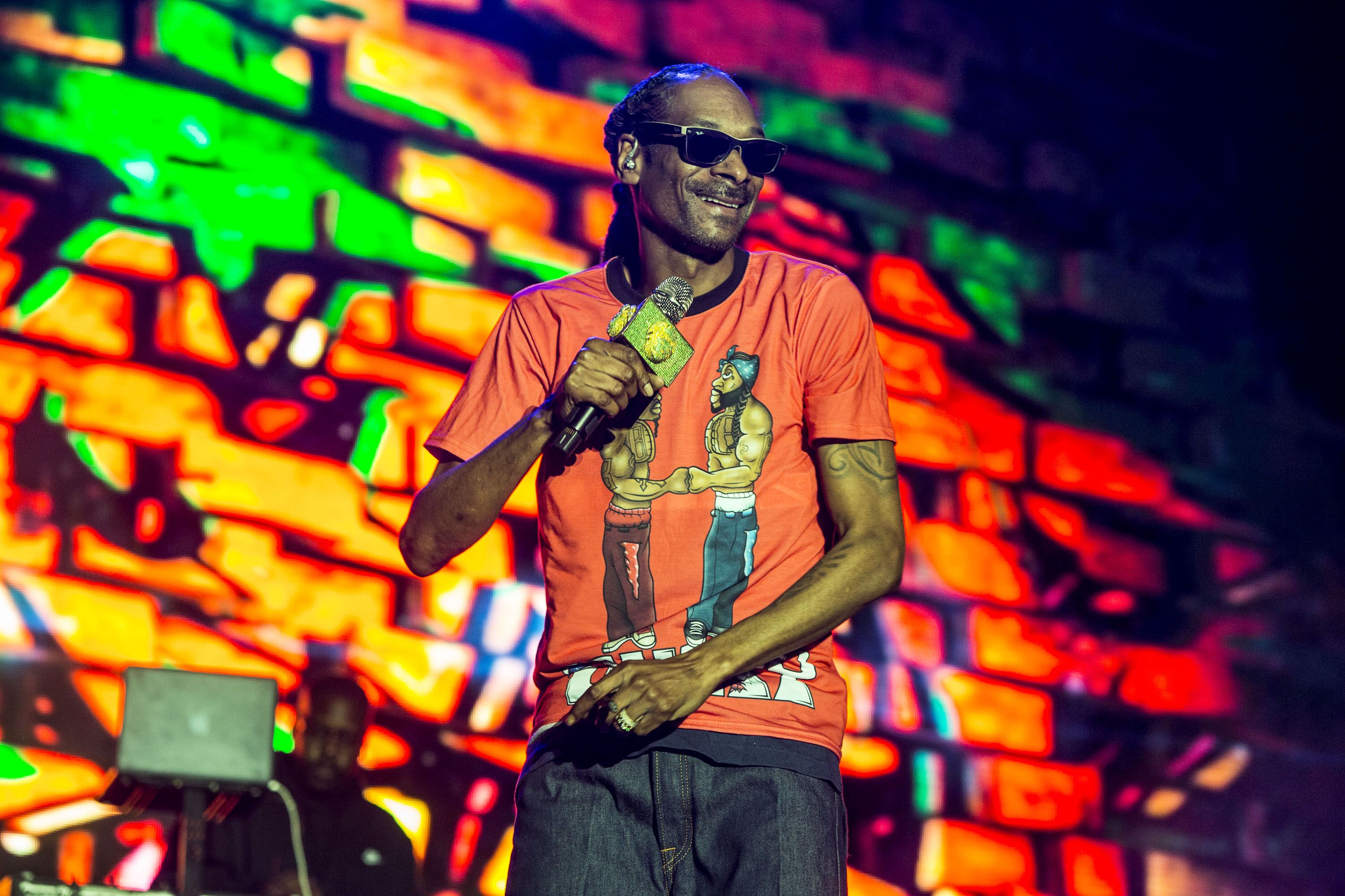Snoop Dogg performs at 2019 KAABOO Del Mar at Del Mar Race Track on September 13, 2019 in Del Mar, California. | Source: Getty Images