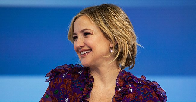 """Kate Hudson on the """"Today"""" show on January 10, 2019 