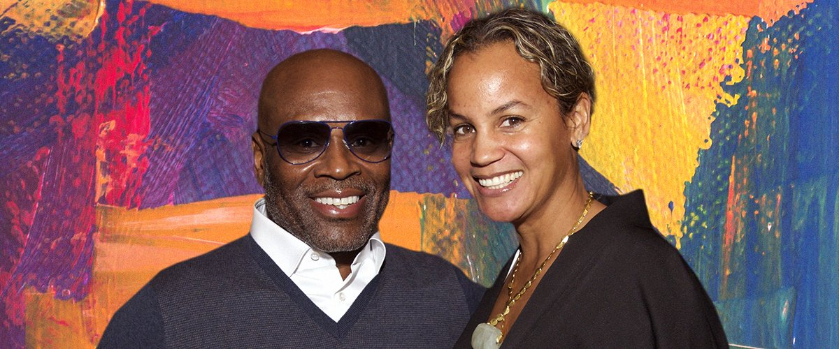 Image of L.A. Reid and his wife Erica   Source: Getty Images