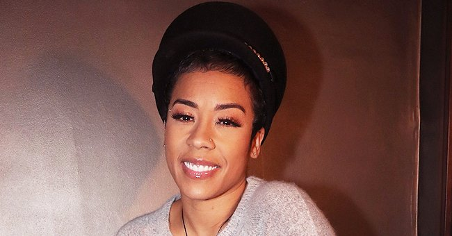 Keyshia Cole Poses with Her Sons Daniel & Tobias Dressed in Gucci Outfits in New Family Photos