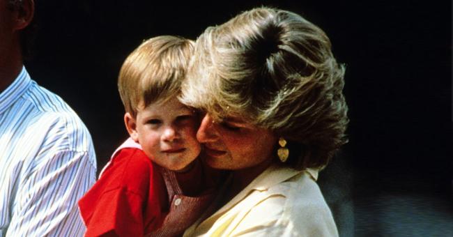 Diana aurait donné au prince Harry un surnom qui montrerait son désir secret : qu'il devienne roi