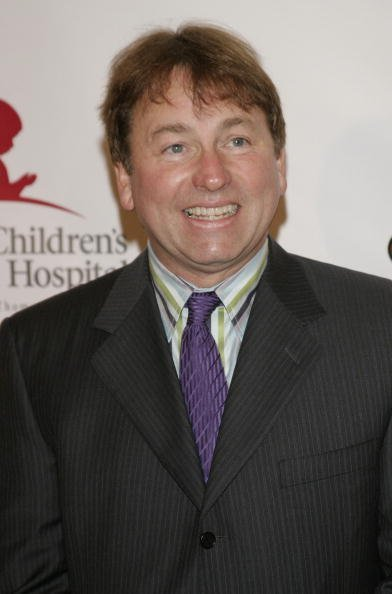 "John Ritter during St. Jude ""Runway for Life"" at Beverly Hilton in Beverly Hills, California, United States 