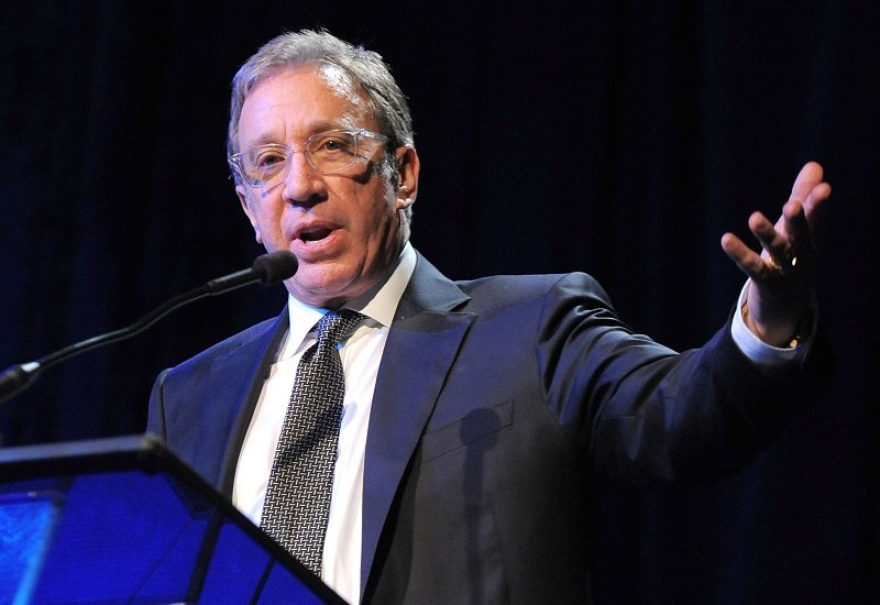 Tim Allen on May 6, 2013 in Beverly Hills, California   Photo: Getty Images