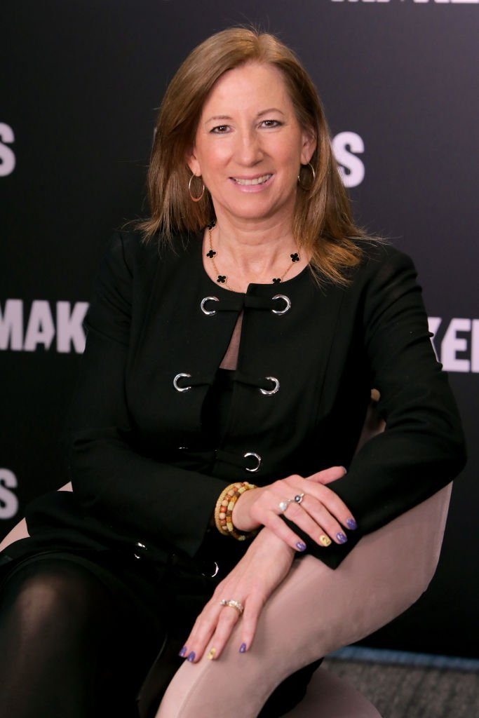Commissioner of the Women's National Basketball Association Cathy Engelbert attends The 2020 MAKERS Conference at the InterContinental Los Angeles Downtown | Photo: Getty Images