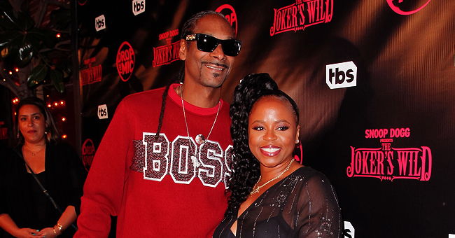 Snoop Dogg's Wife Shante Broadus Flaunts Curves in Colorful Dresses in New Photos with Singer Monica