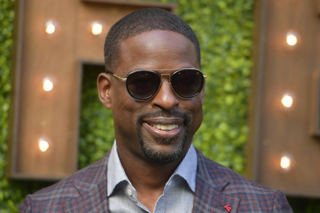 Sterling K. Brown attends the 'Indie Contenders Roundtable' presented by The Hollywood Reporter at AFI FEST 2019 presented by Audi at TCL at Hollywood Roosevelt Hotel | Photo: Getty Images