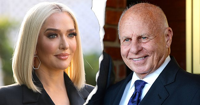 RHOBH Star Erika Jayne, 49, Files for Divorce from Tom Girardi, 81, after 21 Years of Marriage