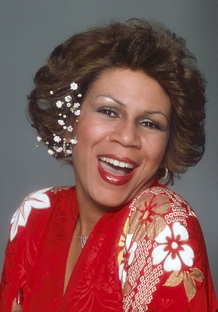 Minnie Riperton poses for a portrait in 1977 in Los Angeles, California | Photo: Getty Images
