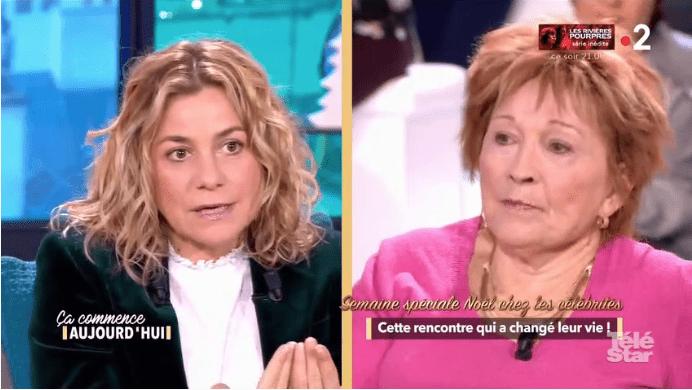 Marion Game explique pourquoi elle s'est séparée de Jacques Martin. | Daily Motion/TéléStar