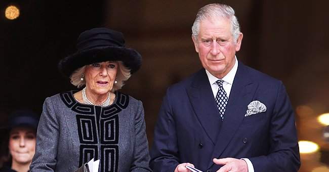 Camilla Is Reportedly Keeping a Close Eye on Prince Charles Amid Coronavirus Diagnosis