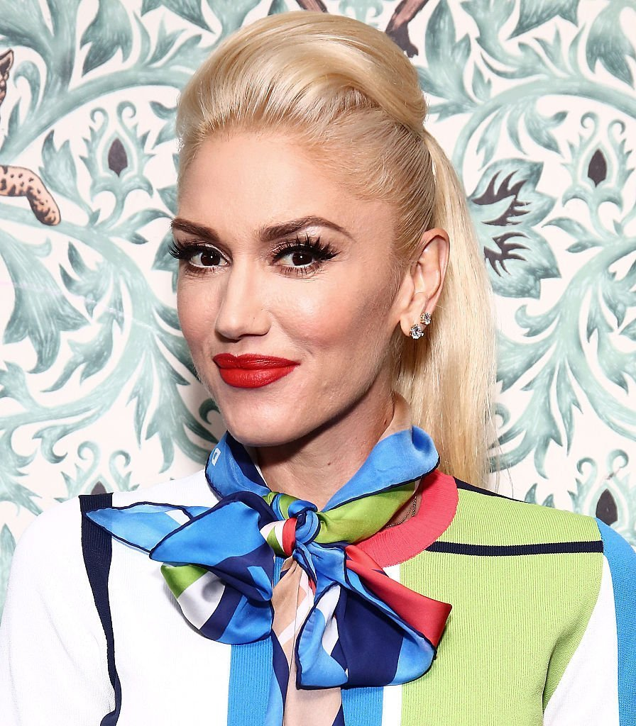 Gwen Stefani visits LinkedIn For Interview With Daniel Roth at LinkedIn Studios | Photo: Getty Images