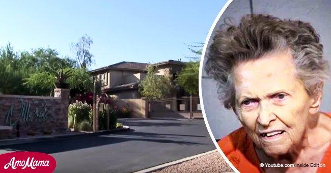 93-jährige Frau, die Sohn getötet hat, starb während ihres Prozesses
