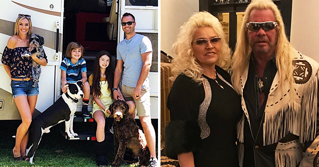 Duane Chapman's Son Wes Poses for Adorable Family Photo with His Kids