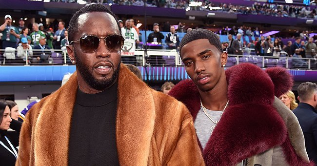 Diddy's Son Christian Pays Tribute to His Late Mom Kim Porter –– Check Out His Moving Post