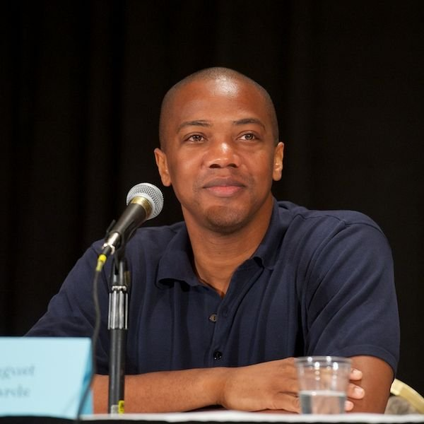 J. August Richards at the Dragon Con on Aug. 31, 2012. | Source: Wikimedia Commons