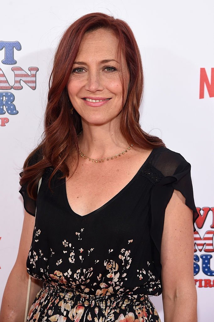 """Marisa Ryan attends the """"Wet Hot American Summer: First Day of Camp"""" Series Premiere at SVA Theater 
