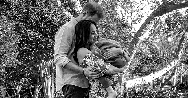 Meghan Markle Dons $395 Dress for Family Photo — Hidden Meaning behind the Tropical-Print Look
