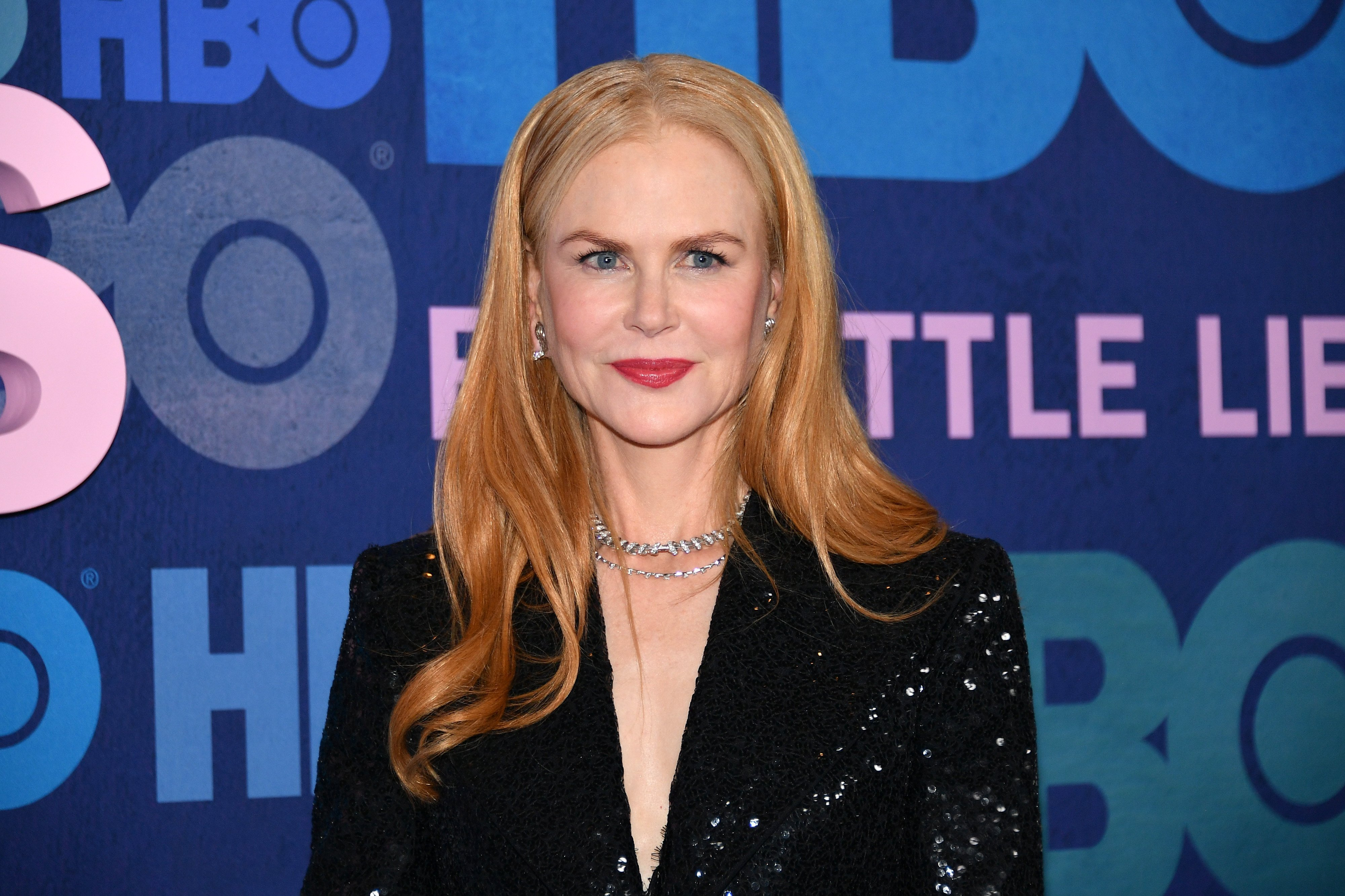 "Nicole Kidman, actress and star on HBO's ""Big Little Lies"" 