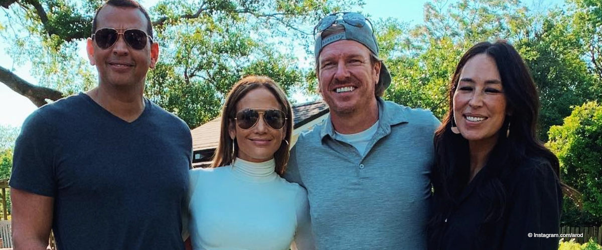 Alex Rodriguez and Jennifer Lopez Enjoyed Weekend with Chip and Joanna Gaines in Texas
