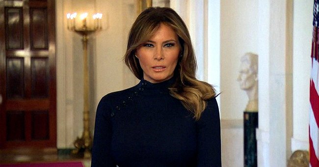 Melania Trump Urges US Citizens to Stay Safe during Coronavirus Pandemic in Recent Video