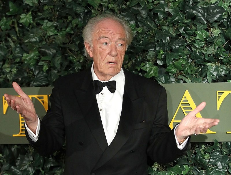 Michael Gambon on November 13, 2016 in London, England   Photo: Getty Images