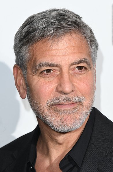 "George Clooney at the ""Catch 22"" UK premiere on May 15, 2019 in London, United Kingdom. 