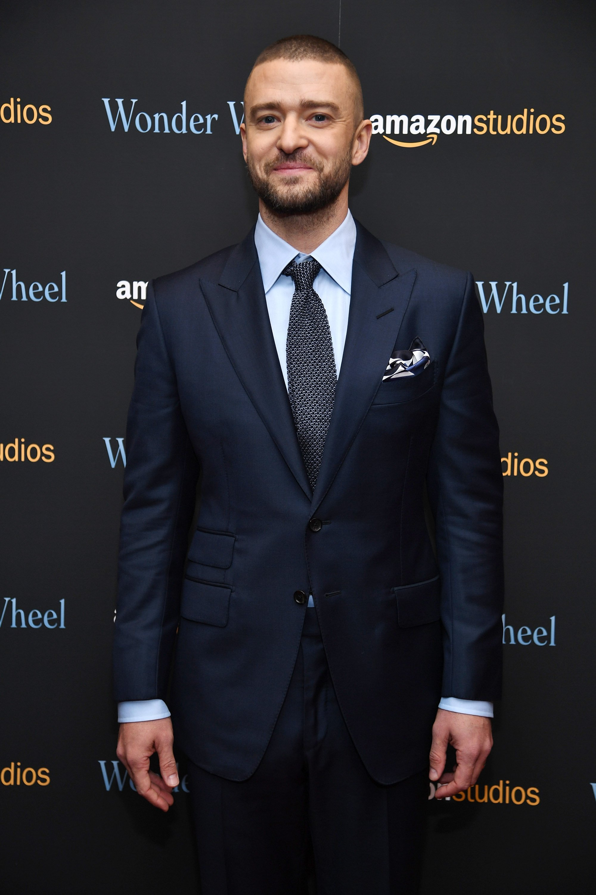 """Justin Timberlake attends the """"Wonder Wheel"""" screening on November 14, 2017, in New York City.   Source: Getty Images."""