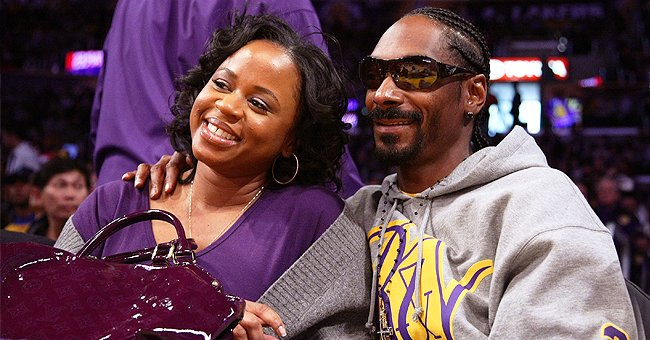 Snoop Dogg's Wife Shante Broadus Shares Cute Moments of Their 2 Grandkids Showing Love for Each Other