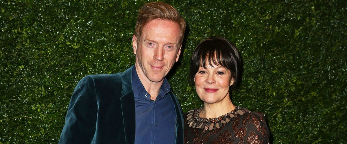 Damian Lewis and Helen McCrory arrive at the Charles Finch & CHANEL Pre-BAFTA Party at 5 Hertford Street on February 1, 2020 | Photo: Getty Images