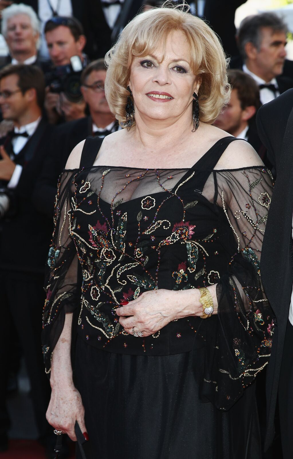 L'actrice Michèle Mercier | Photo : Getty Images.