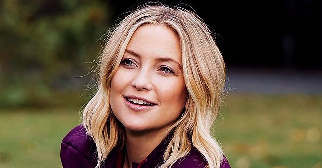 Kate Hudson Posts Adorable Photo with Daughter Rani during Bath Time