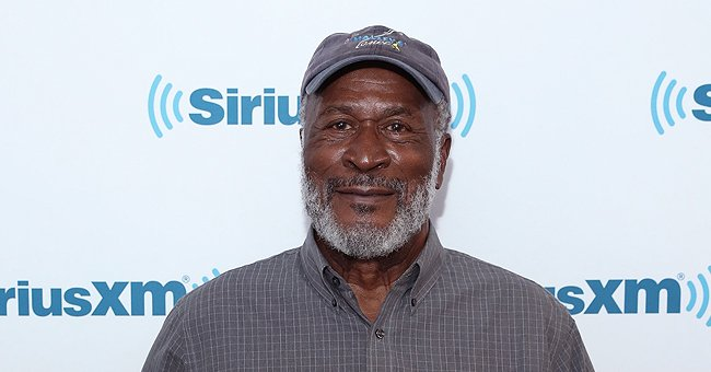 'Good Times' Star John Amos & His Look-Alike Son KC Lip-Sync in Adorable Video on Thanksgiving