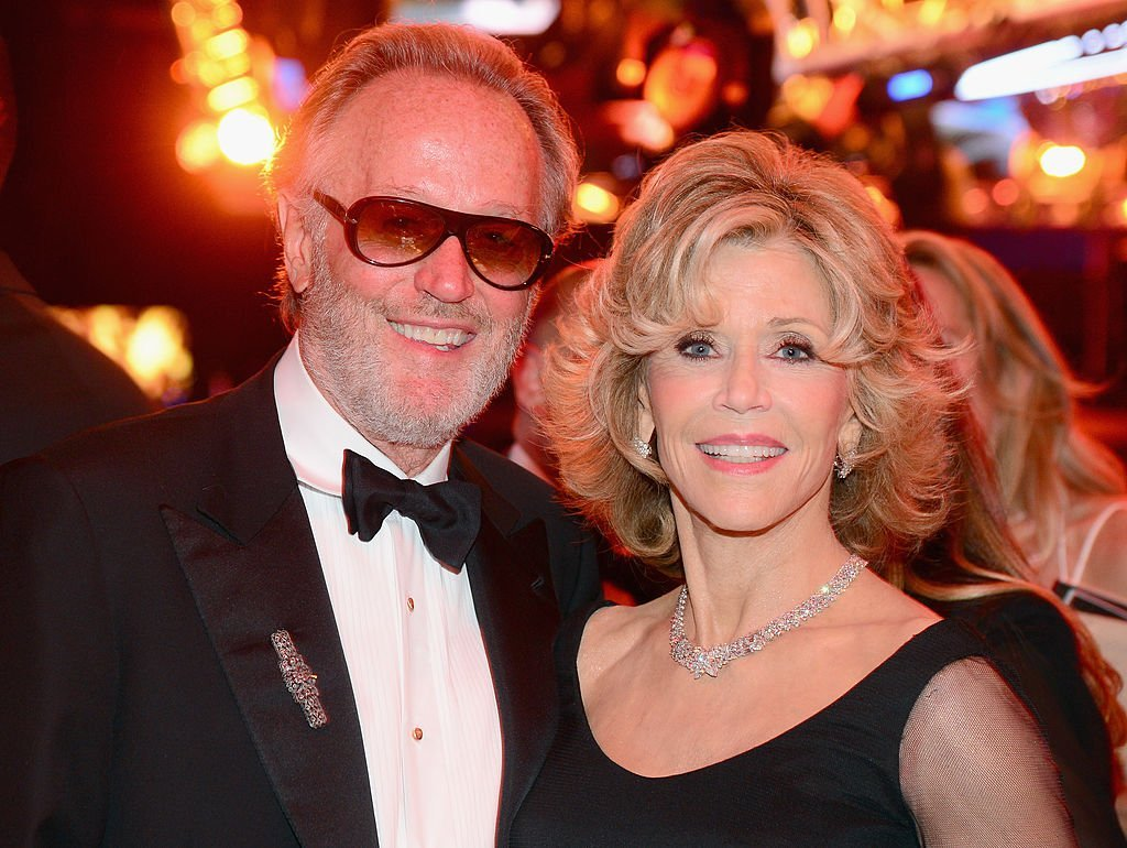 Peter Fonda (L) and honoree Jane Fonda attend the 2014 AFI Life Achievement Award: A Tribute to Jane Fonda After Party at the Dolby Theatre | Photo: Getty Images